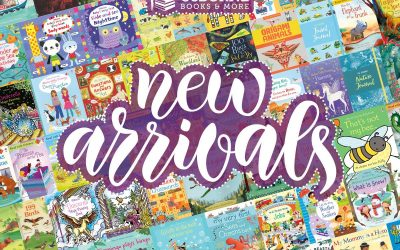 New Arrivals! New Titles Fall 2018!
